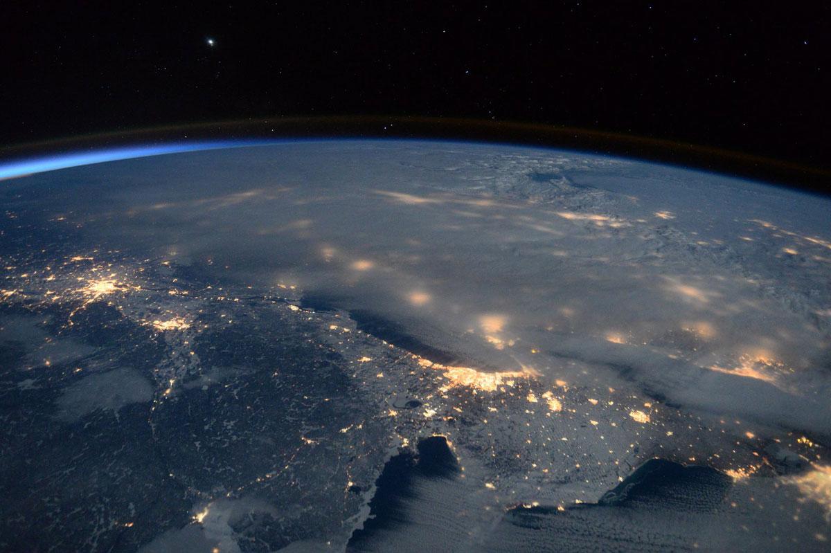A NASA compartilha as 45 melhores fotos do astronauta Scott Kelly 22