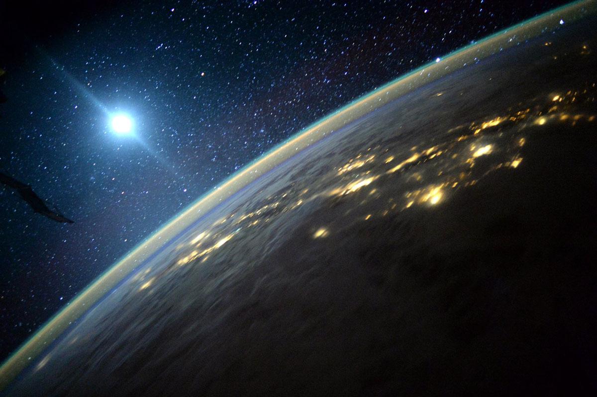 A NASA compartilha as 45 melhores fotos do astronauta Scott Kelly 26