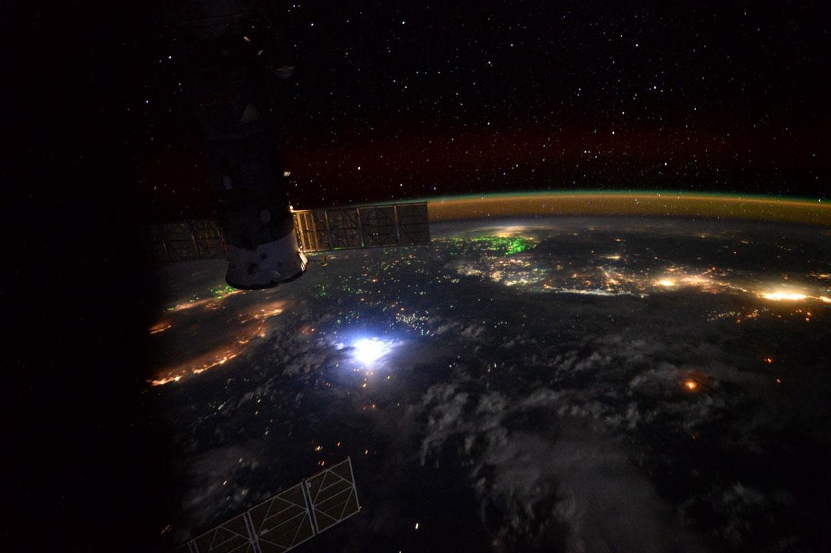 A NASA compartilha as 45 melhores fotos do astronauta Scott Kelly 27