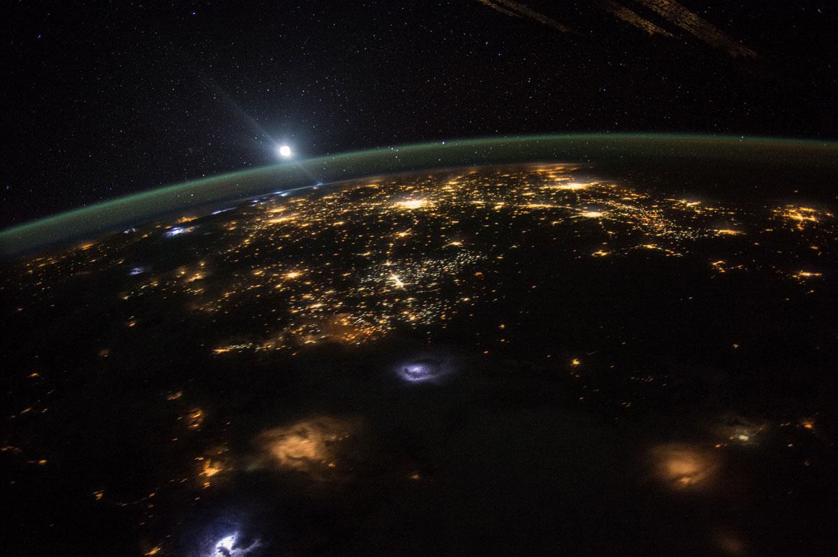 A NASA compartilha as 45 melhores fotos do astronauta Scott Kelly 31