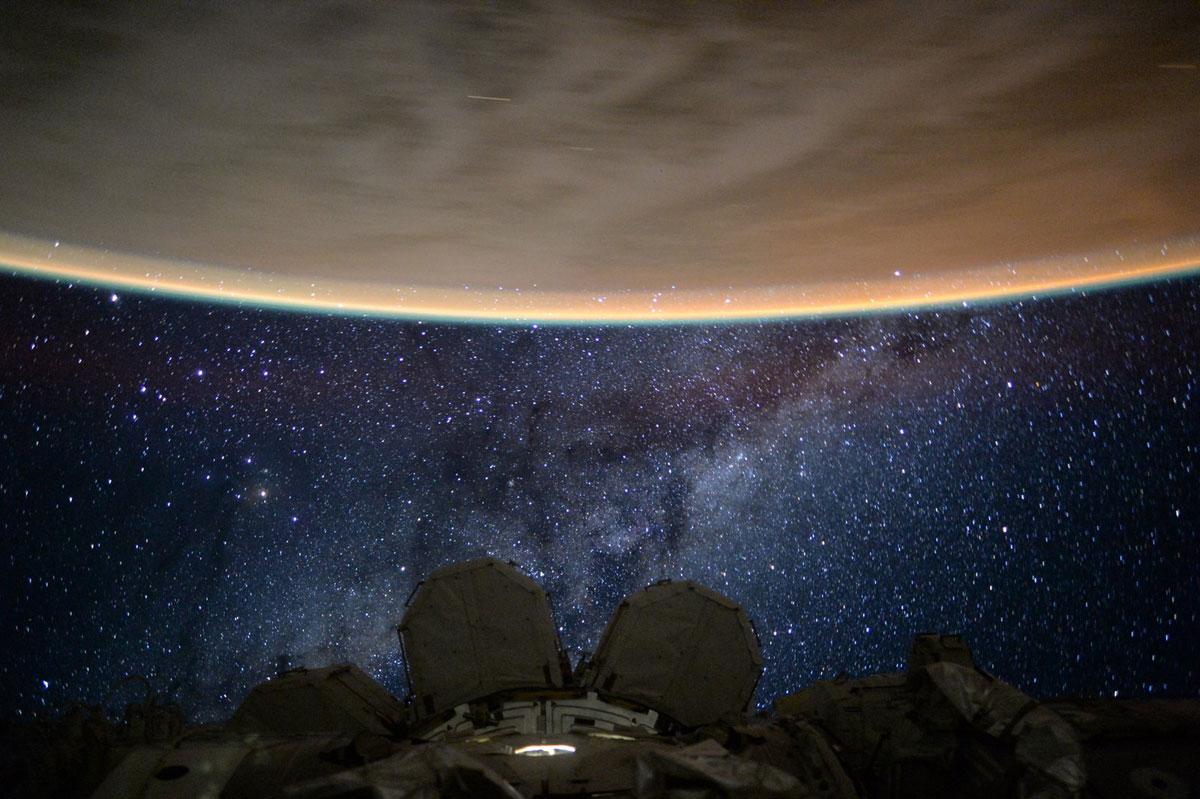 A NASA compartilha as 45 melhores fotos do astronauta Scott Kelly 32