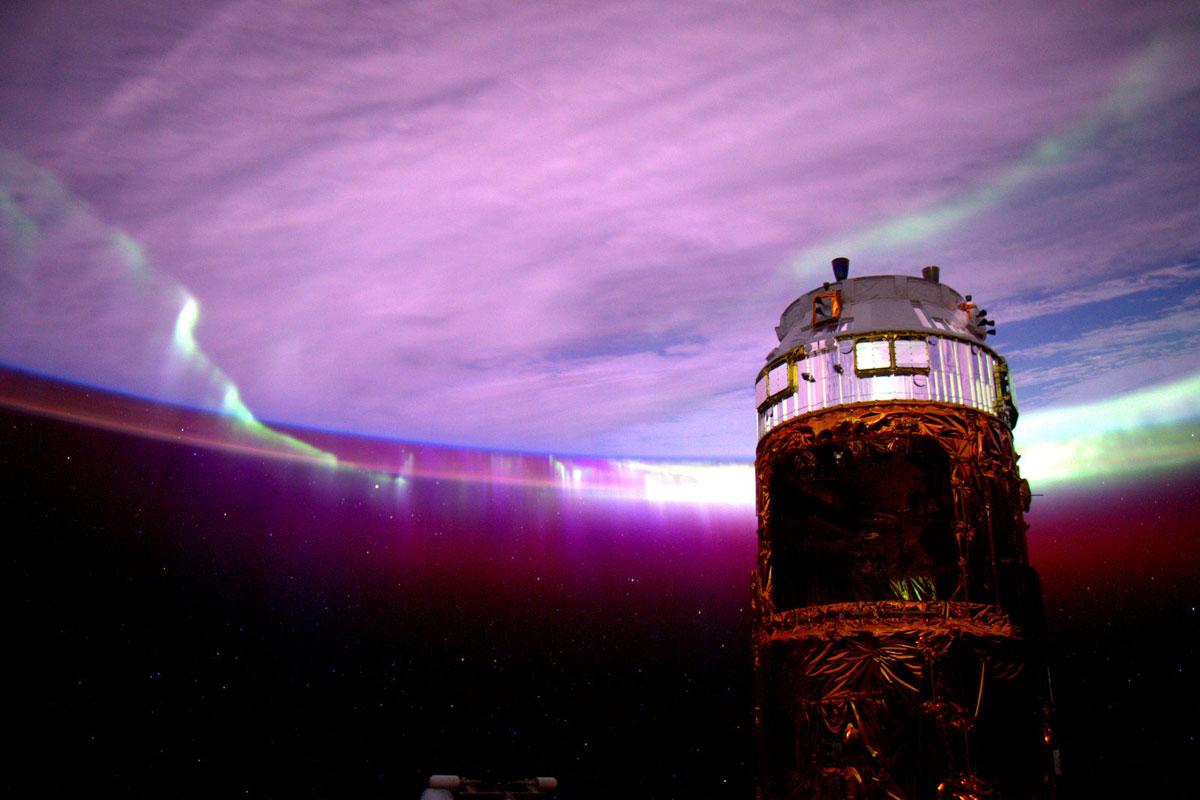 A NASA compartilha as 45 melhores fotos do astronauta Scott Kelly 33