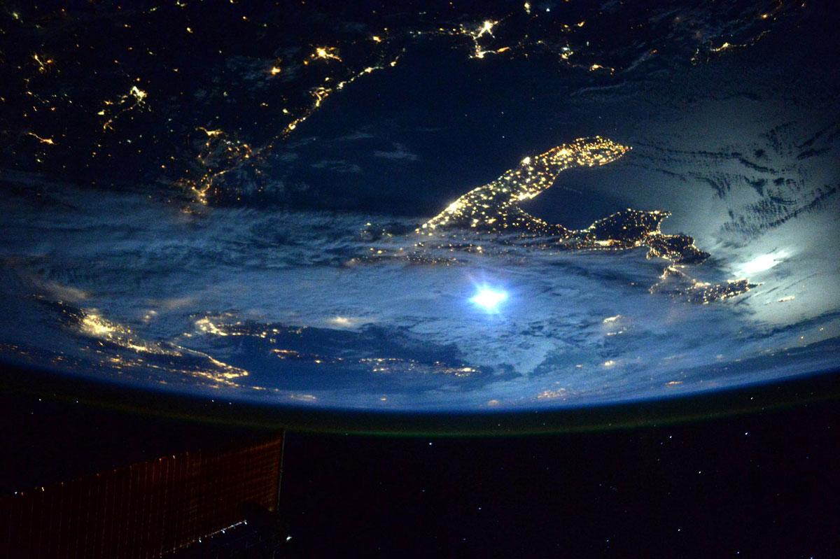 A NASA compartilha as 45 melhores fotos do astronauta Scott Kelly 34