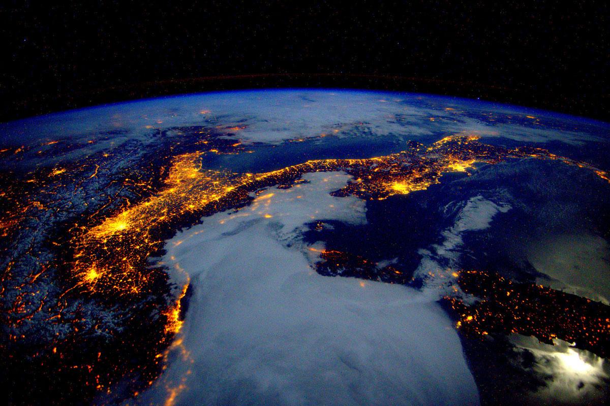 A NASA compartilha as 45 melhores fotos do astronauta Scott Kelly 35