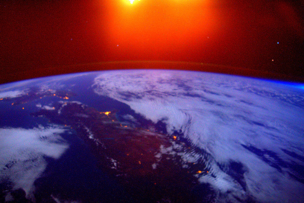 A NASA compartilha as 45 melhores fotos do astronauta Scott Kelly 37