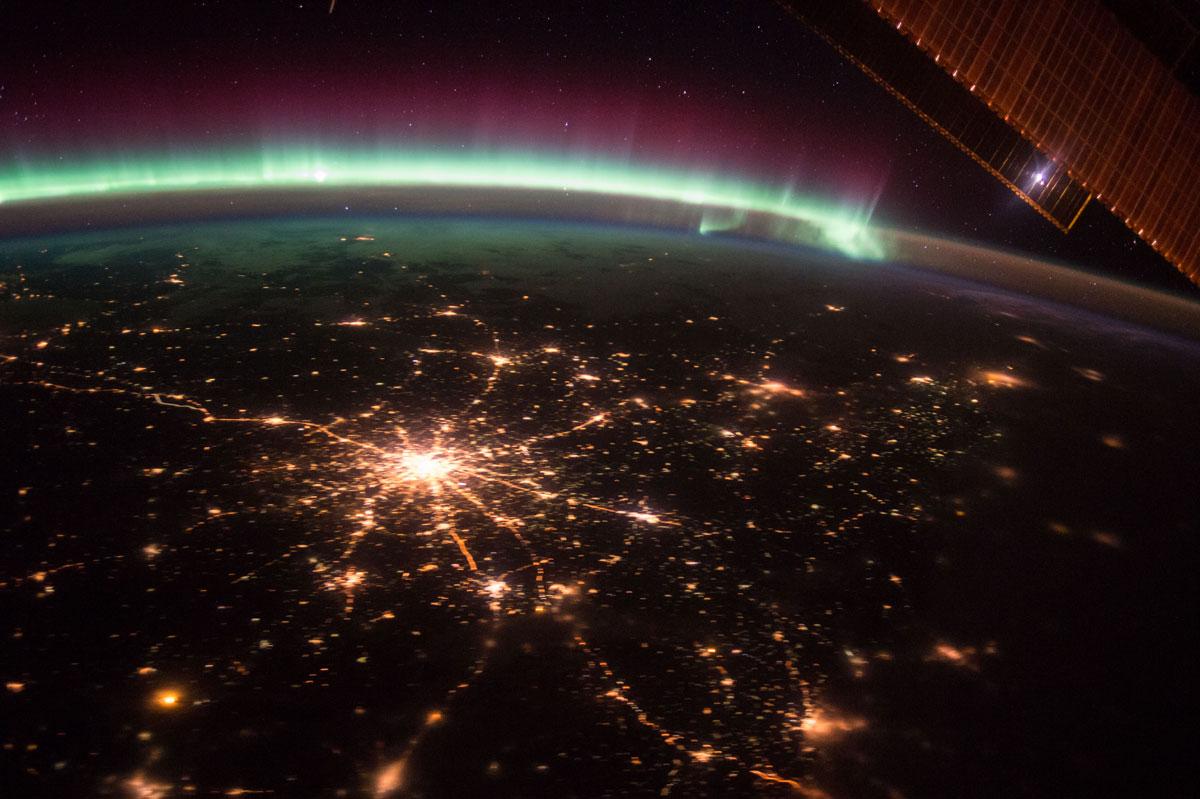 A NASA compartilha as 45 melhores fotos do astronauta Scott Kelly 38