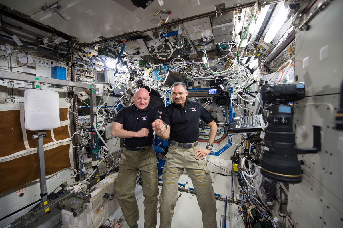 A NASA compartilha as 45 melhores fotos do astronauta Scott Kelly 39