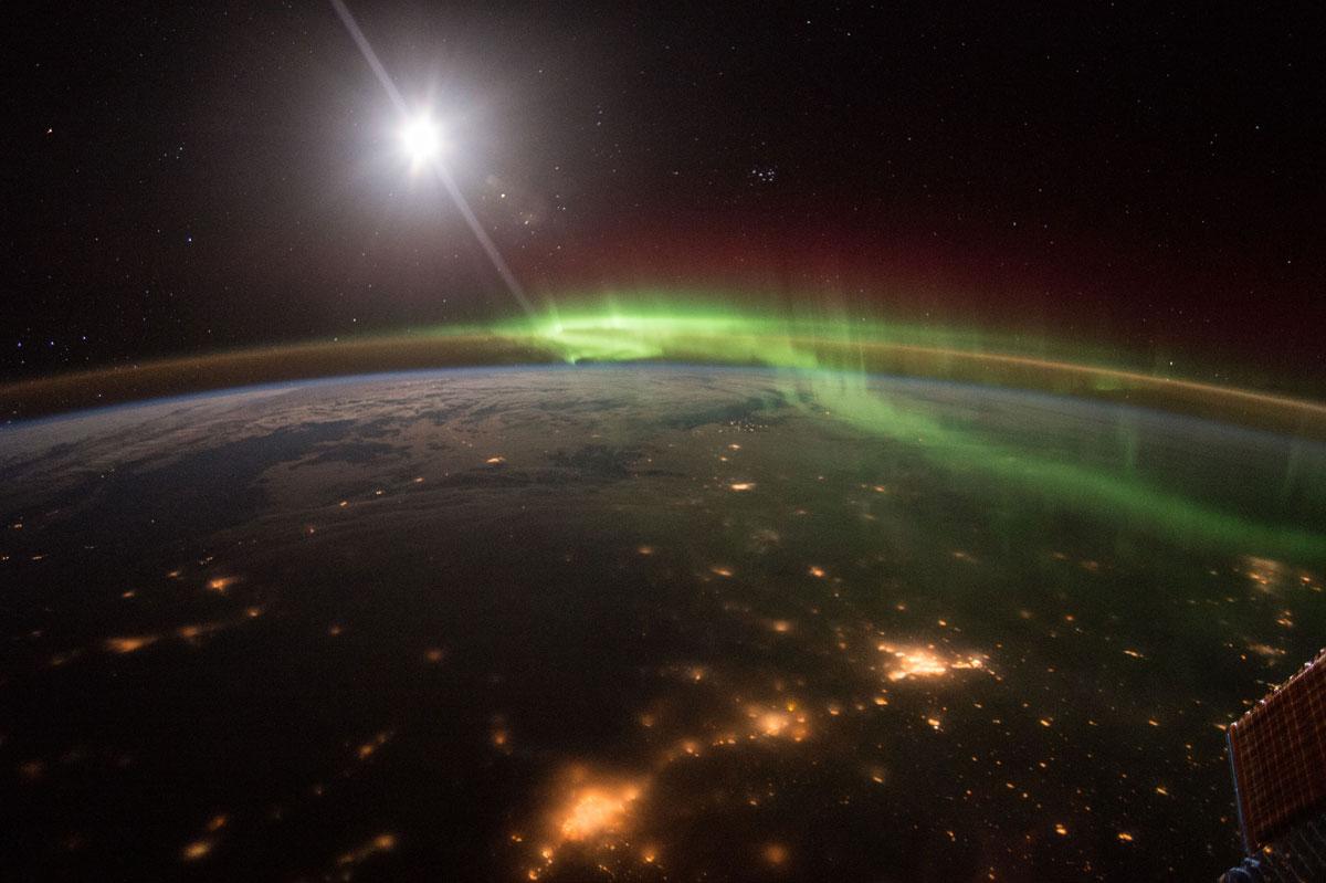 A NASA compartilha as 45 melhores fotos do astronauta Scott Kelly 40