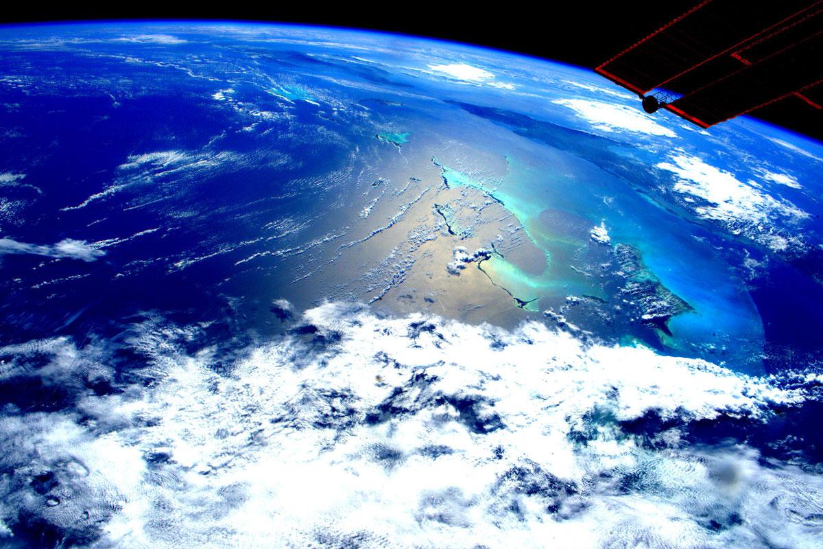 A NASA compartilha as 45 melhores fotos do astronauta Scott Kelly 41