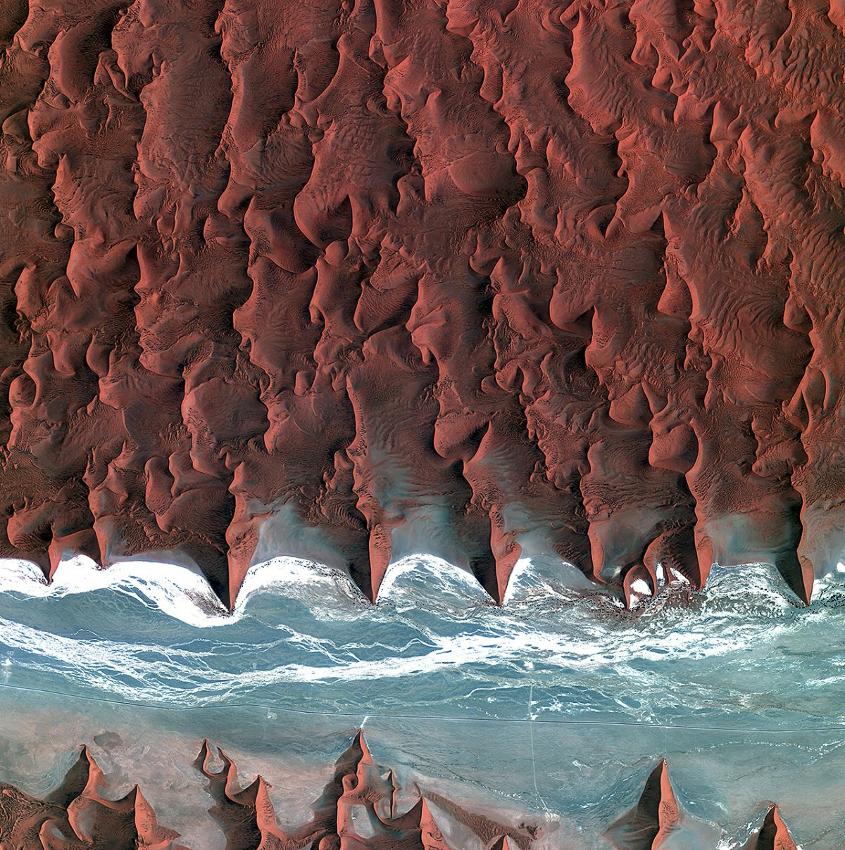 Uma década de observação da Terra a partir do espaço nos deu essas vistas incríveis 01