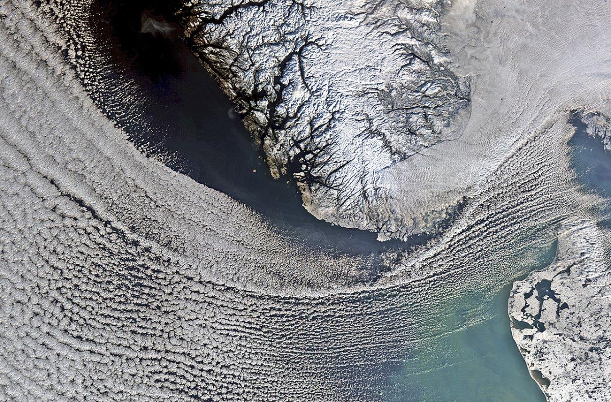 Uma década de observação da Terra a partir do espaço nos deu essas vistas incríveis 02
