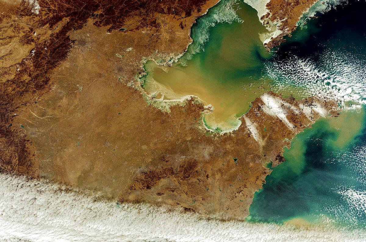 Uma década de observação da Terra a partir do espaço nos deu essas vistas incríveis 04