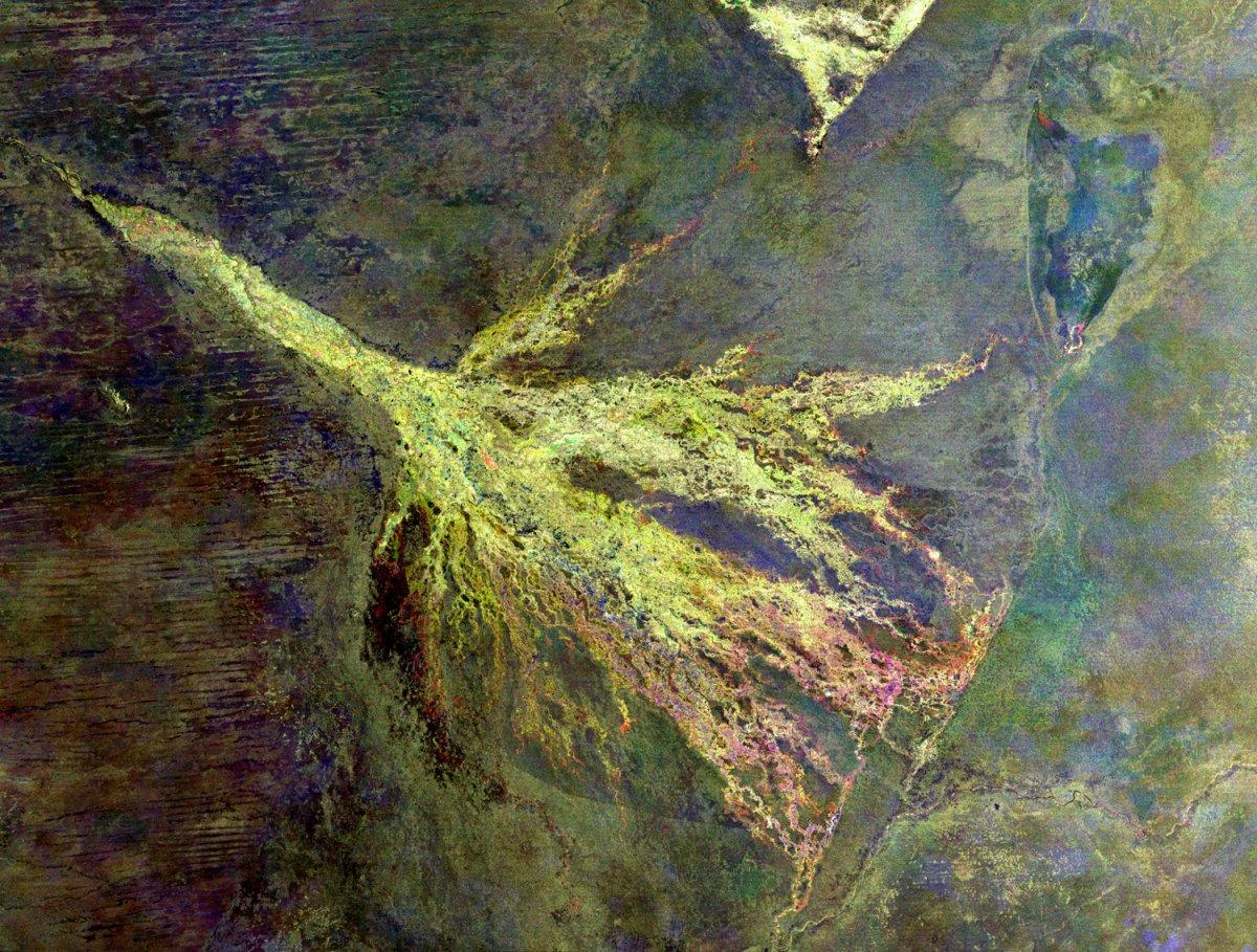 Uma década de observação da Terra a partir do espaço nos deu essas vistas incríveis 07