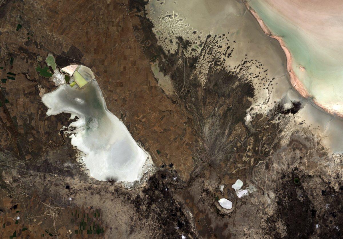 Uma década de observação da Terra a partir do espaço nos deu essas vistas incríveis 08