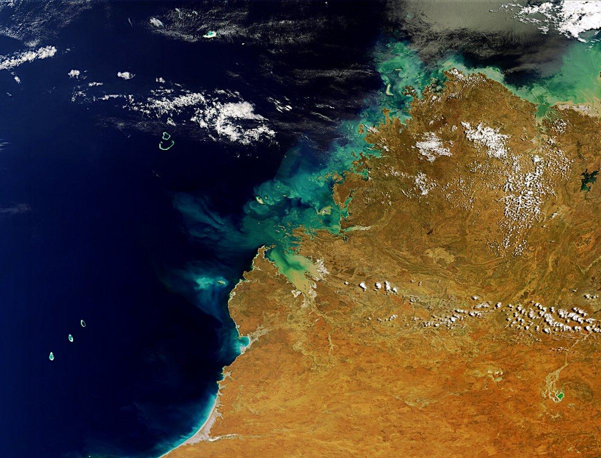 Uma década de observação da Terra a partir do espaço nos deu essas vistas incríveis 09