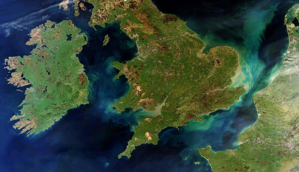 Uma década de observação da Terra a partir do espaço nos deu essas vistas incríveis 10