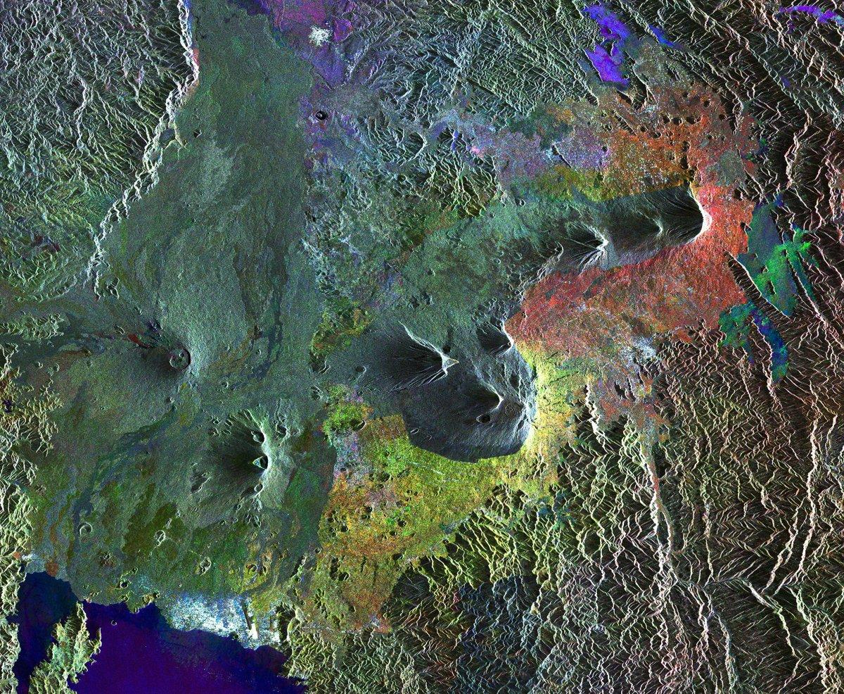Uma década de observação da Terra a partir do espaço nos deu essas vistas incríveis 11