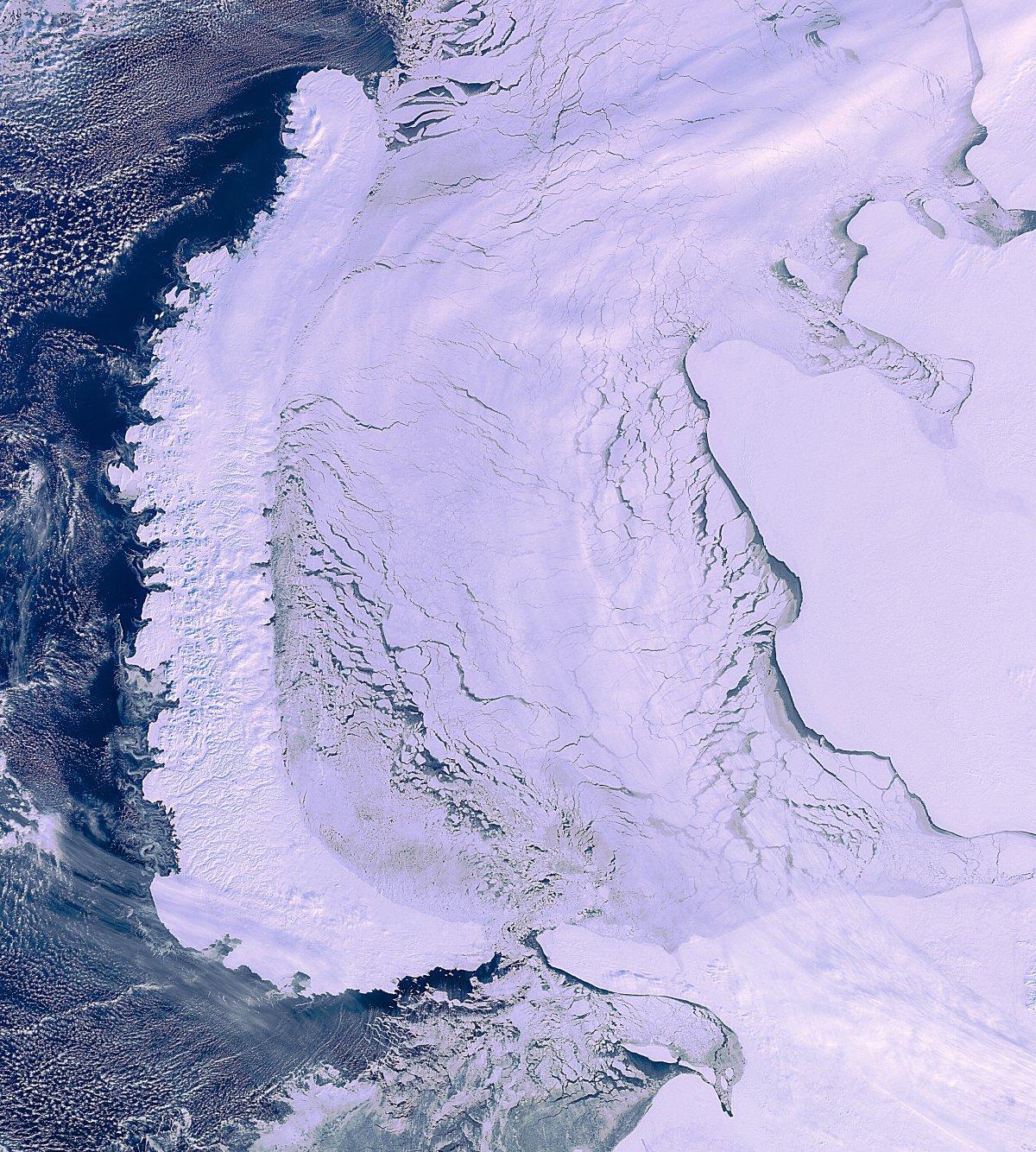 Uma década de observação da Terra a partir do espaço nos deu essas vistas incríveis 14