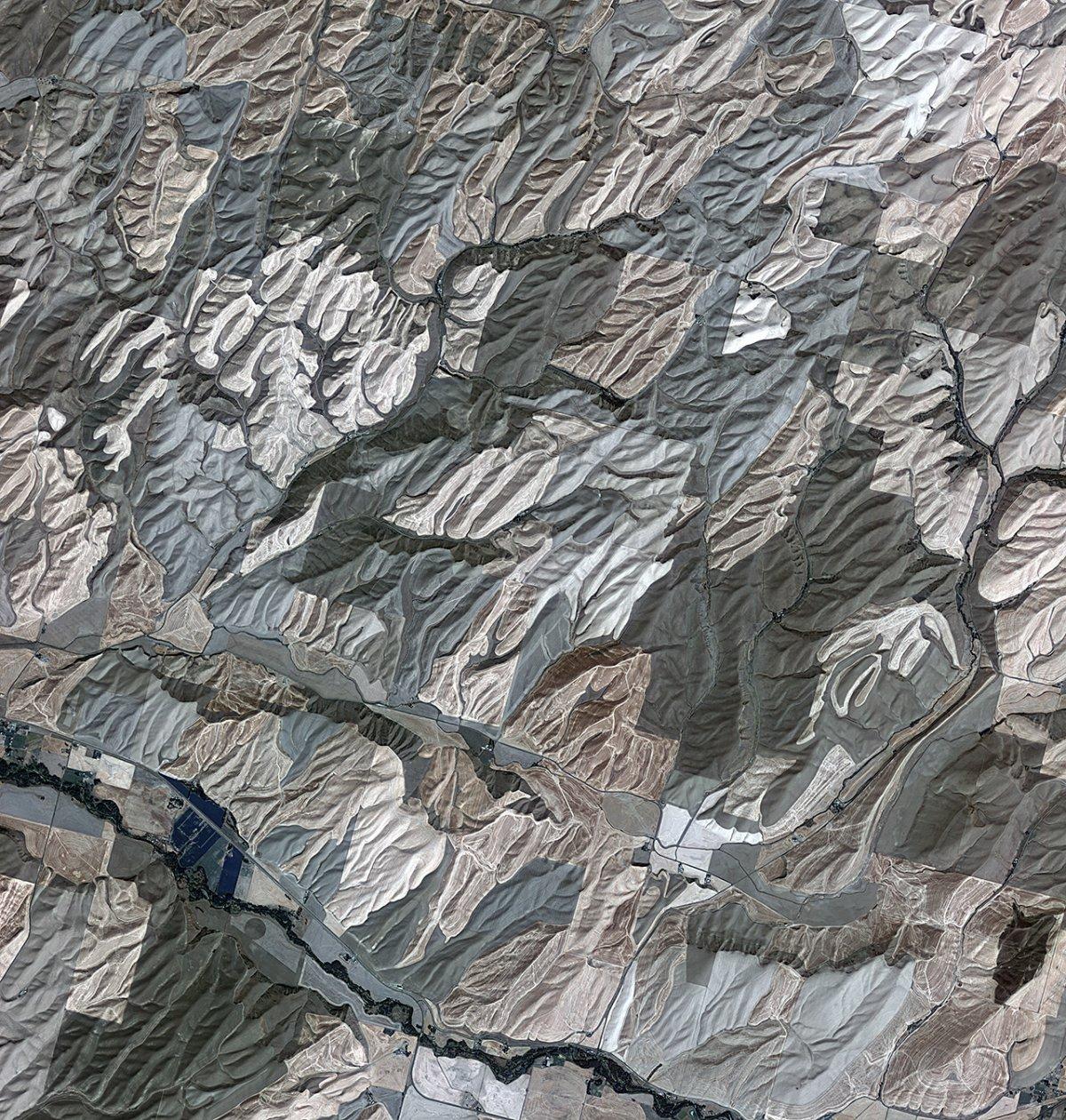 Uma década de observação da Terra a partir do espaço nos deu essas vistas incríveis 15