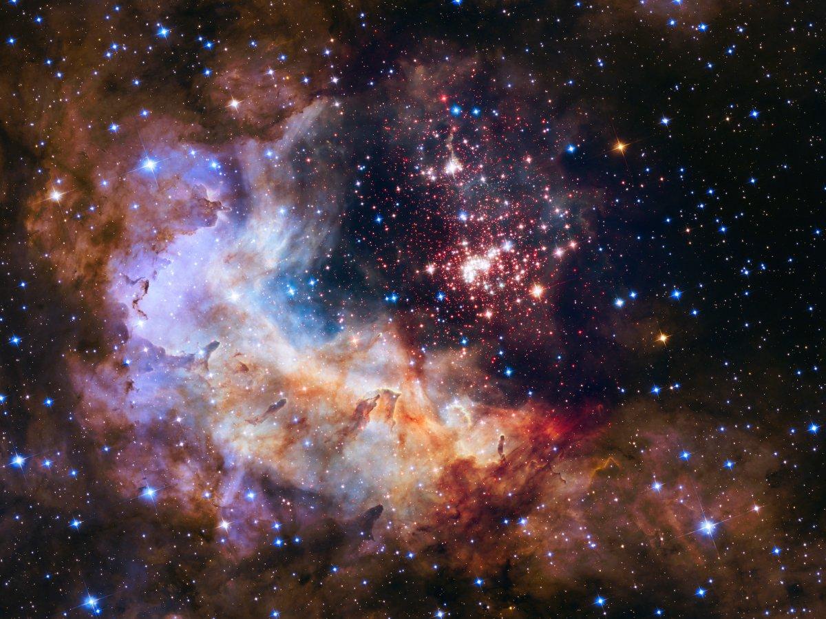 27 fotos deslumbrantes do nosso universo 10