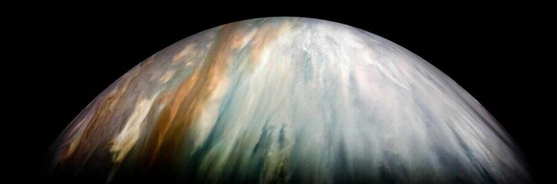É a Glória: A sonda Juno voltou a completar uma órbita ao redor de Júpiter 08