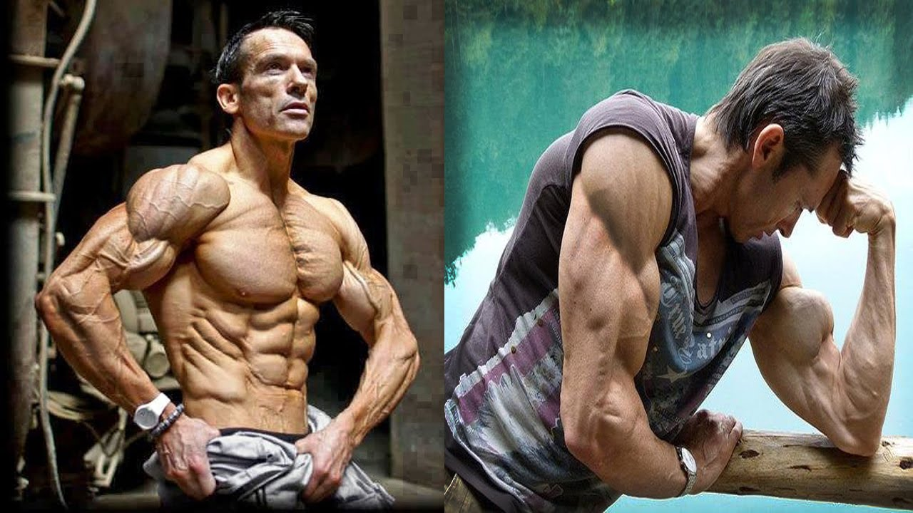 Aos 47 anos, este fisiculturista tem apenas 4% de gordura corporal 01