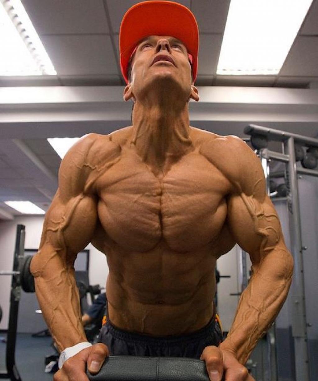 Aos 47 anos, este fisiculturista tem apenas 4% de gordura corporal 07