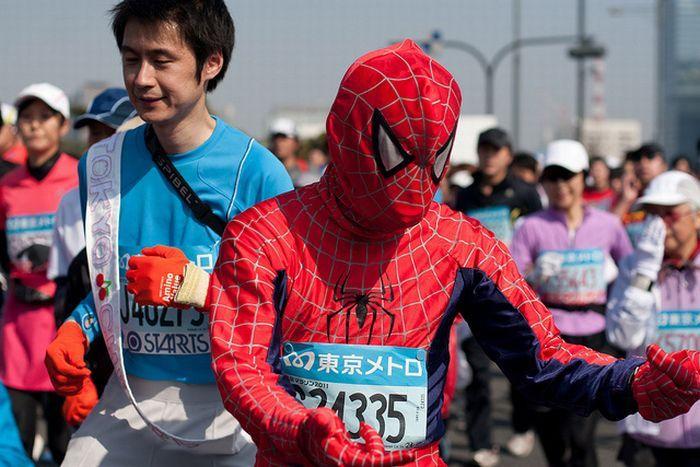 As fantasiuas da Maratona de Tóquio 05