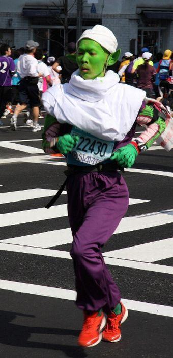 As fantasiuas da Maratona de Tóquio 06