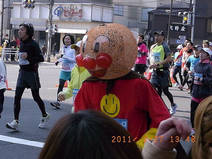 As fantasiuas da Maratona de Tóquio 13