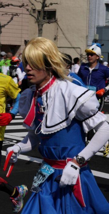 As fantasiuas da Maratona de Tóquio 15
