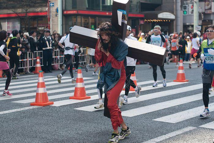 As fantasiuas da Maratona de Tóquio 25