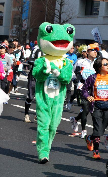 As fantasiuas da Maratona de Tóquio 27