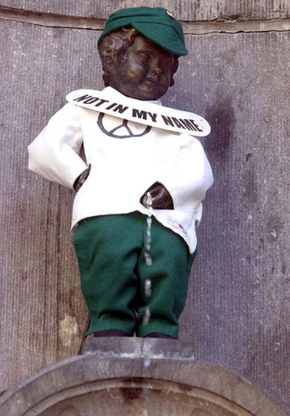 A moda fahion do Manequinho mijão 02