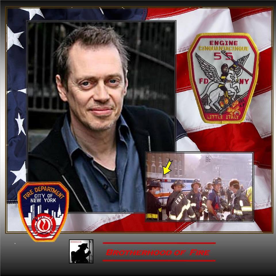 A história deste conhecido ator no 11/9 é realmente bacana