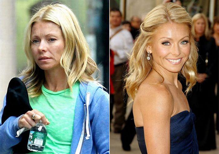 Estrelas sem maquiagem: O verdadeiro rosto da fama