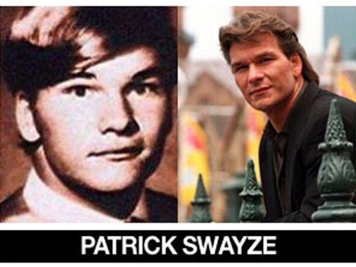 Um post quase definitivo de antes e depois de famosos 22