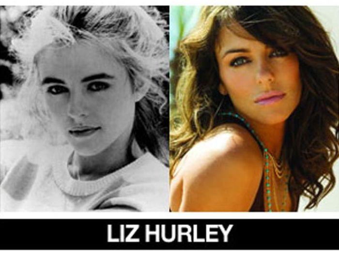 Um post quase definitivo de antes e depois de famosos 23