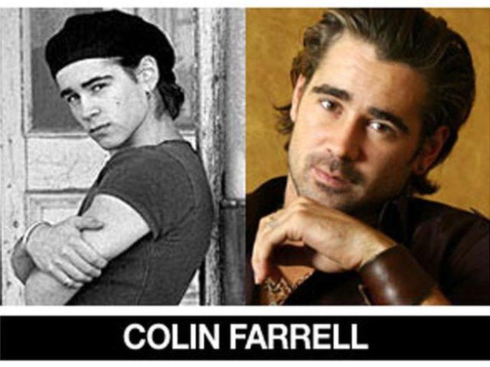 Um post quase definitivo de antes e depois de famosos 27
