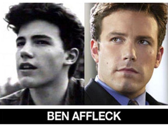 Um post quase definitivo de antes e depois de famosos 39