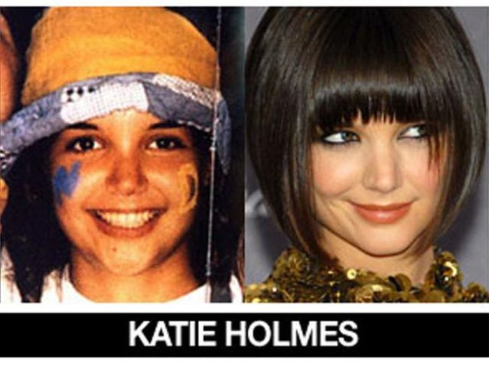Um post quase definitivo de antes e depois de famosos 51