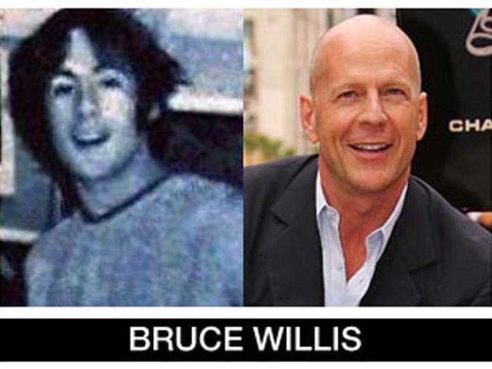 Um post quase definitivo de antes e depois de famosos 57