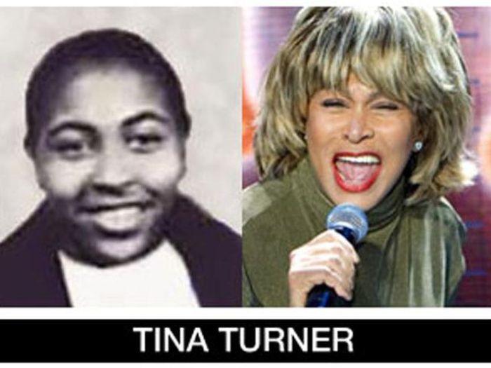 Um post quase definitivo de antes e depois de famosos 60