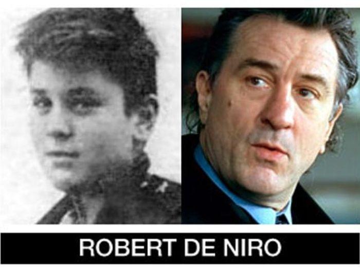 Um post quase definitivo de antes e depois de famosos 77