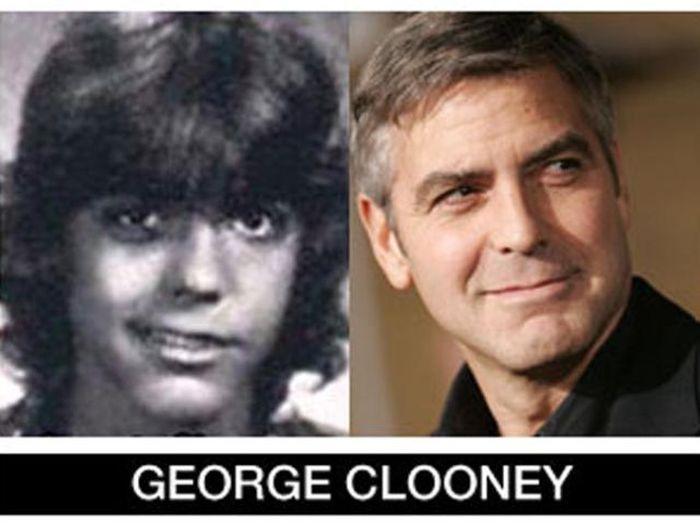Um post quase definitivo de antes e depois de famosos 82