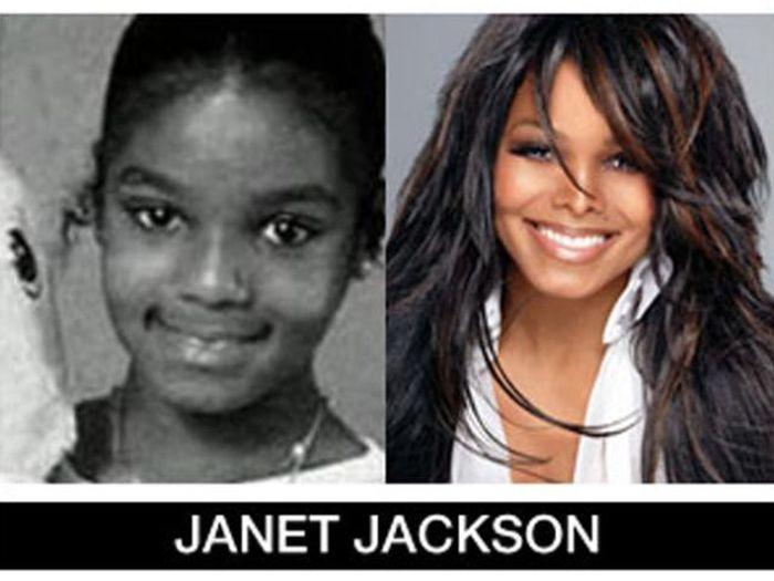 Um post quase definitivo de antes e depois de famosos 84