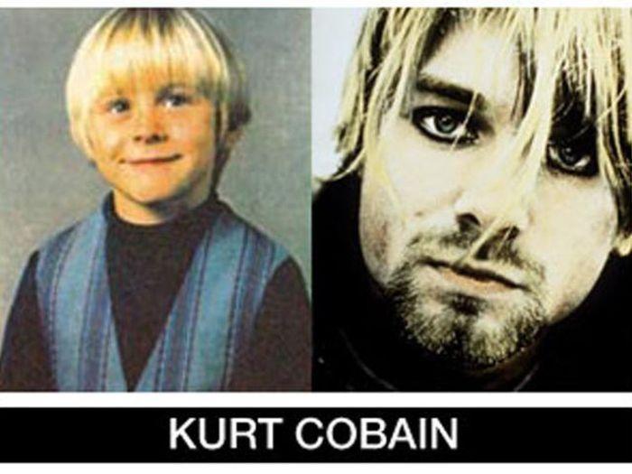 Um post quase definitivo de antes e depois de famosos 88