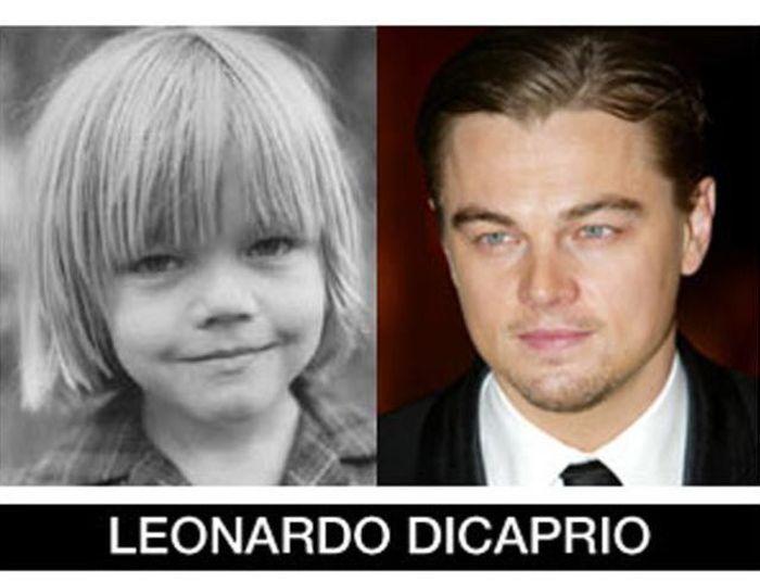 Um post quase definitivo de antes e depois de famosos 90