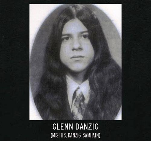 Fotografias do anuário de estrelas do rock 06