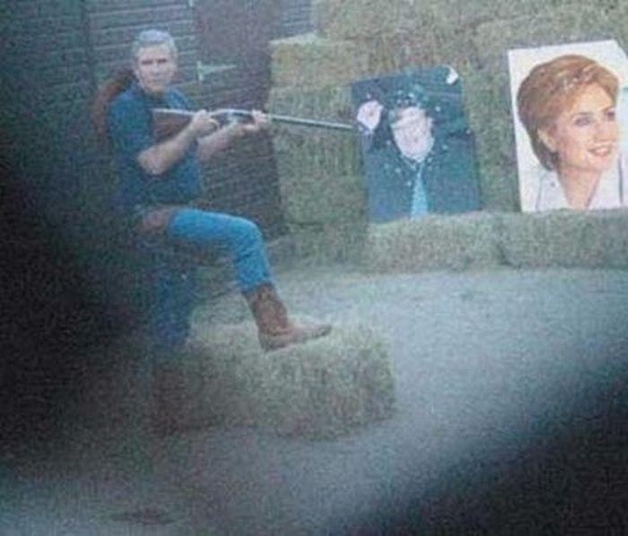 As fotografias fakes constrangedoras de famosos